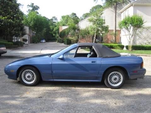 1989 Mazda RX-7 for sale in Houston, TX