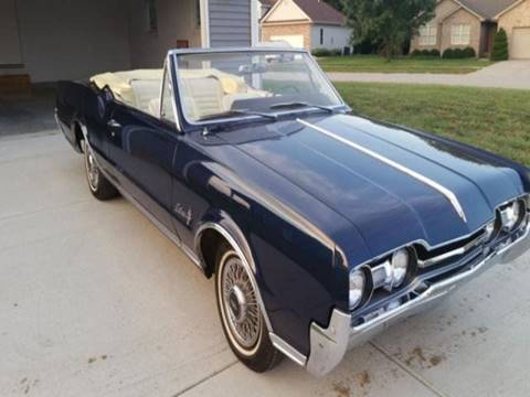1967 Oldsmobile Cutlass for sale in Houston, TX