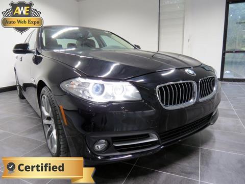 2016 BMW 5 Series for sale in Carrollton, TX