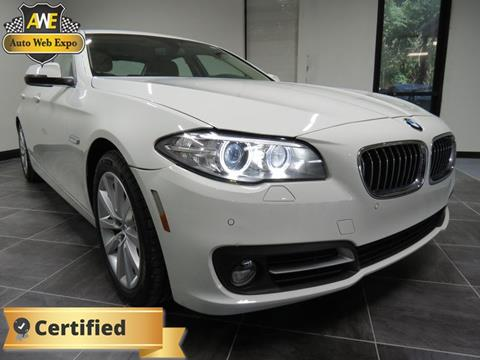 2016 BMW 5 Series for sale in Carrollton, TX