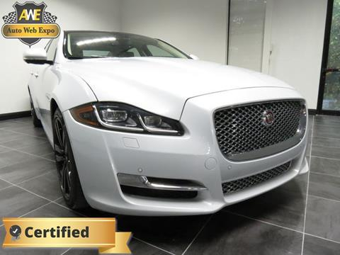 2016 Jaguar XJL for sale in Carrollton, TX