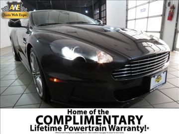 2010 Aston Martin DBS for sale in Carrollton, TX