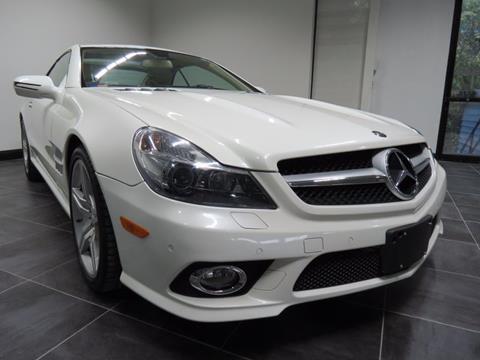 2011 Mercedes-Benz SL-Class for sale in Carrollton, TX
