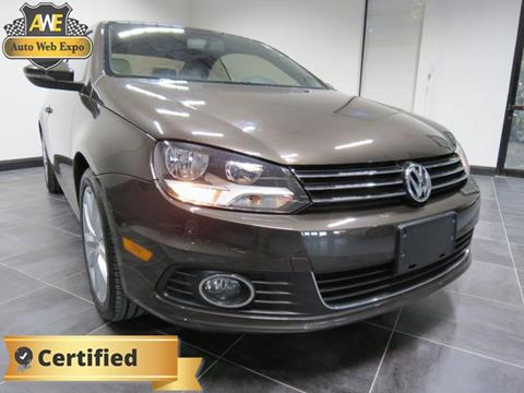 2015 Volkswagen Eos for sale in Carrollton, TX