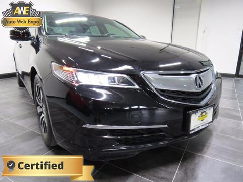 2016 Acura TLX for sale in Carrollton, TX