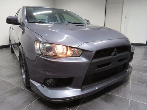 2008 Mitsubishi Lancer Evolution for sale in Carrollton, TX