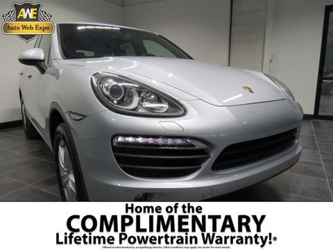 2012 Porsche Cayenne for sale in Carrollton, TX