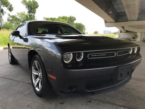 2015 Dodge Challenger for sale in Carrollton, TX