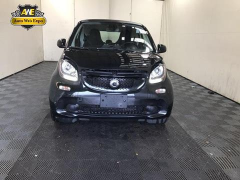 2016 Smart fortwo for sale in Carrollton, TX