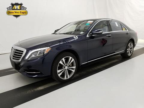 Used Mercedes For Sale >> 2016 Mercedes Benz S Class For Sale In Carrollton Tx