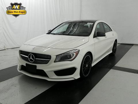 2016 Mercedes-Benz CLA for sale in Carrollton, TX