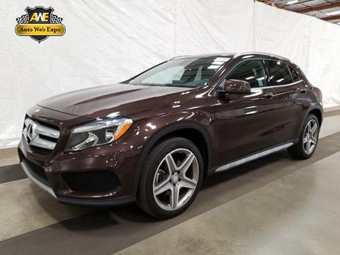 2017 Mercedes-Benz GLA for sale in Carrollton, TX