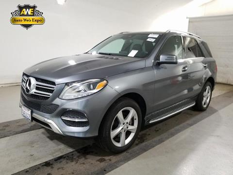 2017 Mercedes-Benz GLE for sale in Carrollton, TX