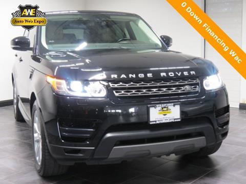 2015 Land Rover Range Rover Sport for sale in Carrollton, TX