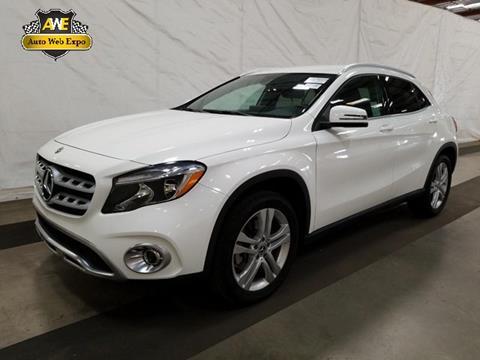 2018 Mercedes-Benz GLA for sale in Carrollton, TX