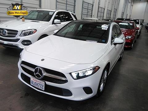 2019 Mercedes-Benz A-Class for sale in Carrollton, TX