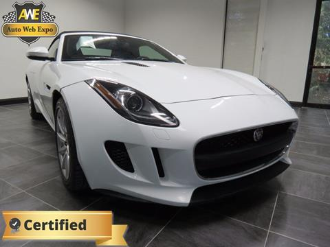2016 Jaguar F-TYPE for sale in Carrollton, TX