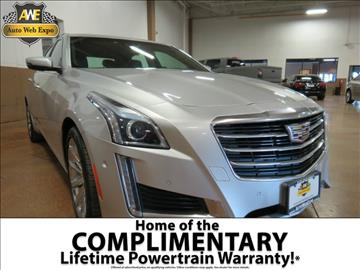 2016 Cadillac CTS for sale in Addison, TX