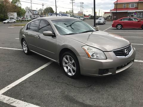 2007 Nissan Maxima for sale in West Haven, CT