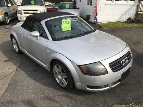 2004 Audi TT for sale in West Haven, CT