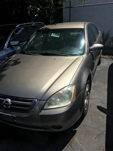 2002 Nissan Altima for sale in West Haven, CT