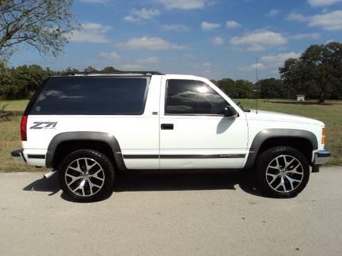 1994 GMC Yukon for sale in Tyler, TX