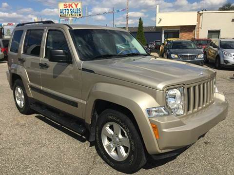 2011 jeep liberty for sale in michigan. Black Bedroom Furniture Sets. Home Design Ideas