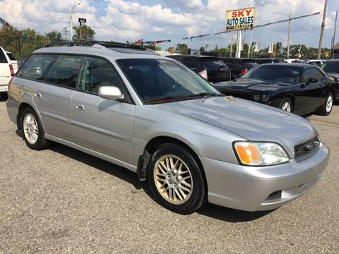 2004 Subaru Legacy for sale in Detroit, MI