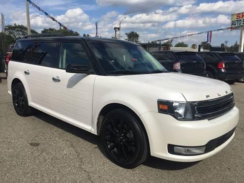 2016 Ford Flex for sale in Detroit, MI