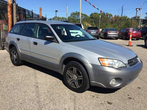 2007 Subaru Outback for sale in Detroit, MI
