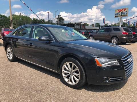 Audi A For Sale In Detroit MI Carsforsalecom - Audi detroit