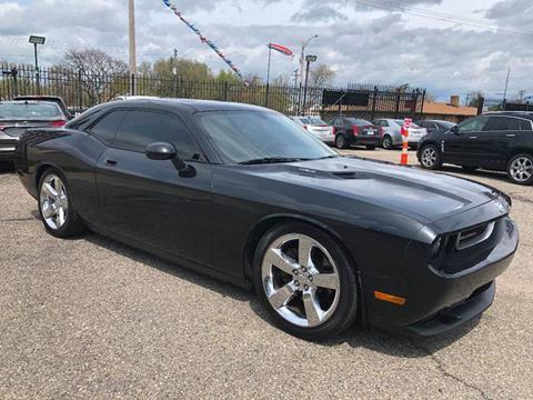 2009 Dodge Challenger for sale at SKY AUTO SALES in Detroit MI