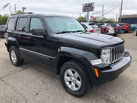 2012 Jeep Liberty for sale in Detroit, MI