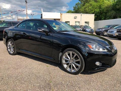 2013 Lexus IS 250C for sale in Detroit, MI