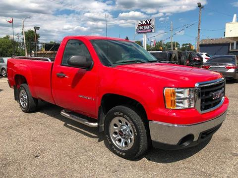 2008 GMC Sierra 1500 for sale in Detroit, MI
