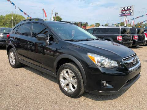 2015 Subaru XV Crosstrek for sale in Detroit, MI