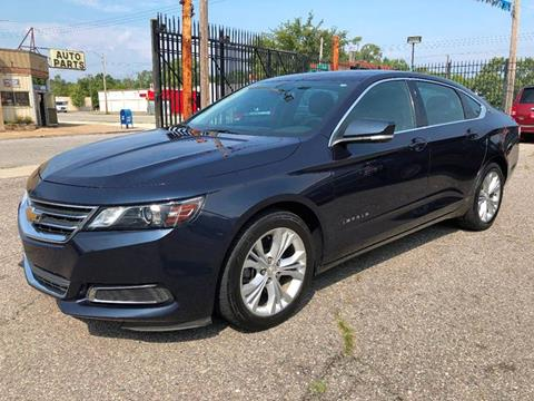 2015 Chevrolet Impala for sale at SKY AUTO SALES in Detroit MI