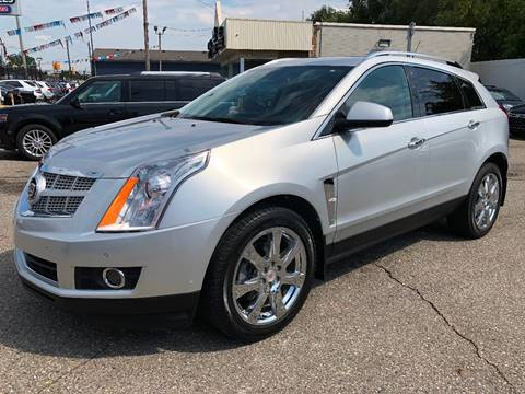2010 Cadillac SRX for sale at SKY AUTO SALES in Detroit MI