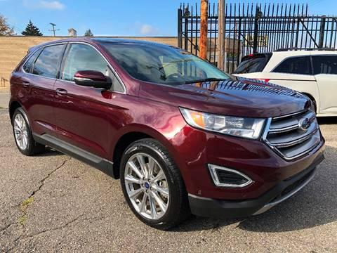 2017 Ford Edge for sale in Detroit, MI