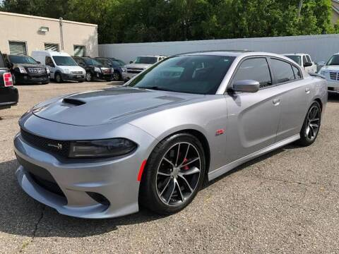 2015 Dodge Charger for sale at SKY AUTO SALES in Detroit MI