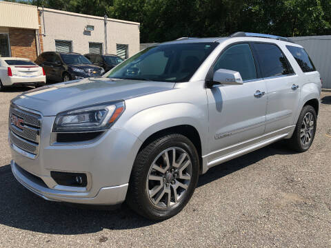 2013 GMC Acadia for sale at SKY AUTO SALES in Detroit MI