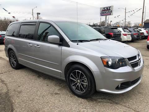 2017 Dodge Grand Caravan for sale at SKY AUTO SALES in Detroit MI