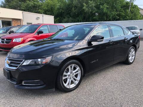 2016 Chevrolet Impala for sale at SKY AUTO SALES in Detroit MI