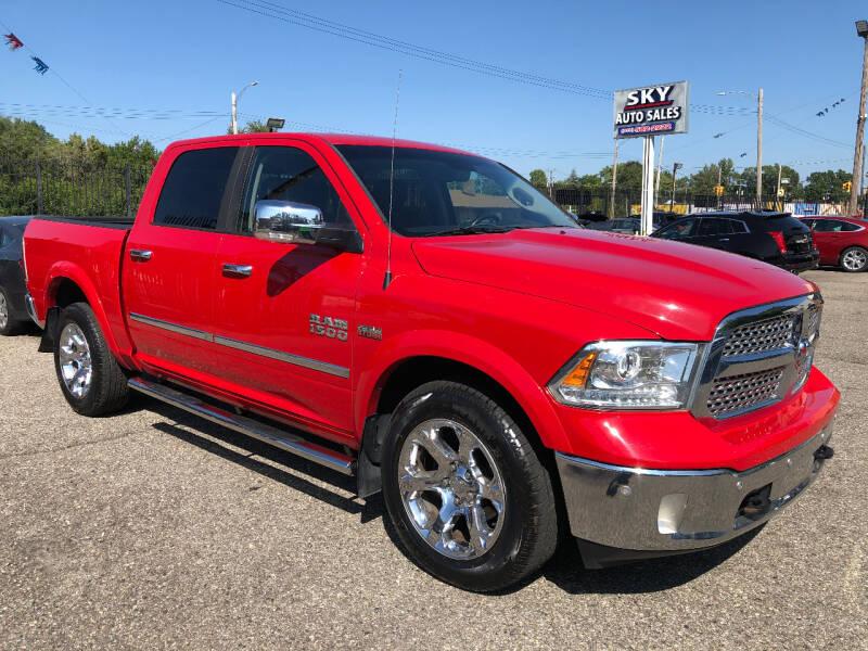 2014 RAM Ram Pickup 1500 for sale at SKY AUTO SALES in Detroit MI