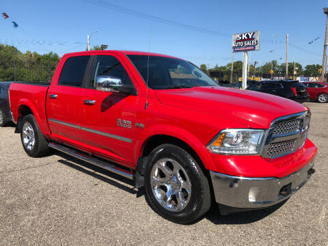 2014 RAM Ram Pickup 1500 for sale at SKY AUTO SALES in Detroit MI