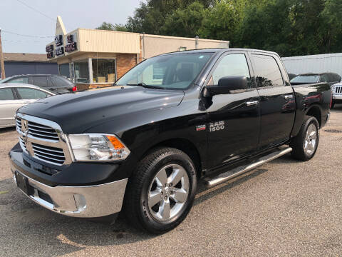 2013 RAM Ram Pickup 1500 for sale at SKY AUTO SALES in Detroit MI