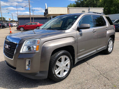 2011 GMC Terrain for sale at SKY AUTO SALES in Detroit MI