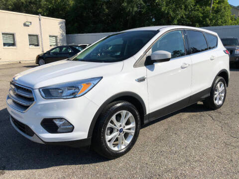 2017 Ford Escape for sale at SKY AUTO SALES in Detroit MI