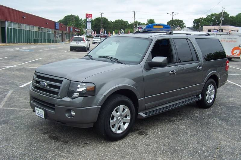 2010 Ford Expedition EL 4x4 Limited 4dr SUV - Glen Burnie MD