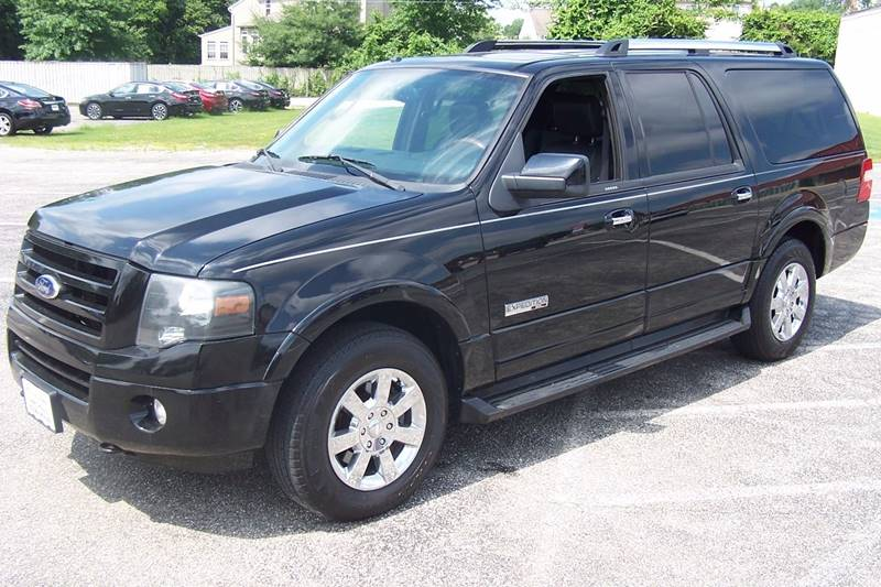 2008 Ford Expedition EL 4x4 Limited 4dr SUV - Glen Burnie MD